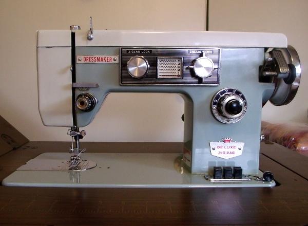 Dressmaker class 15 clone, manufactured by Matsushita