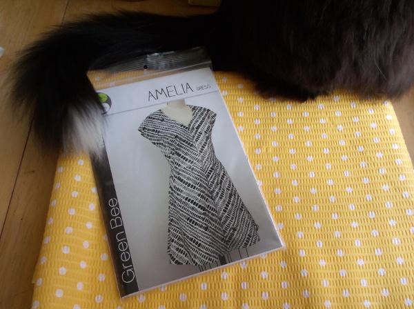 Amelia pattern & fabric