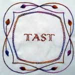 TAST - Take a Stitch Tuesday